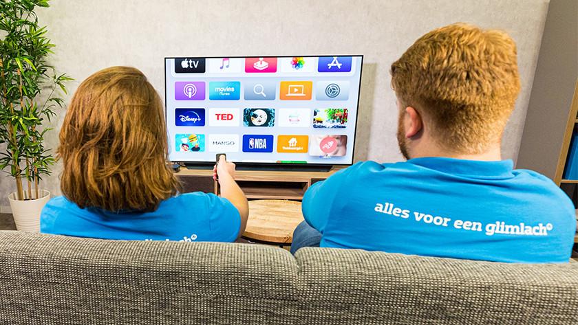 Apple TV 4K 32 en 64 GB