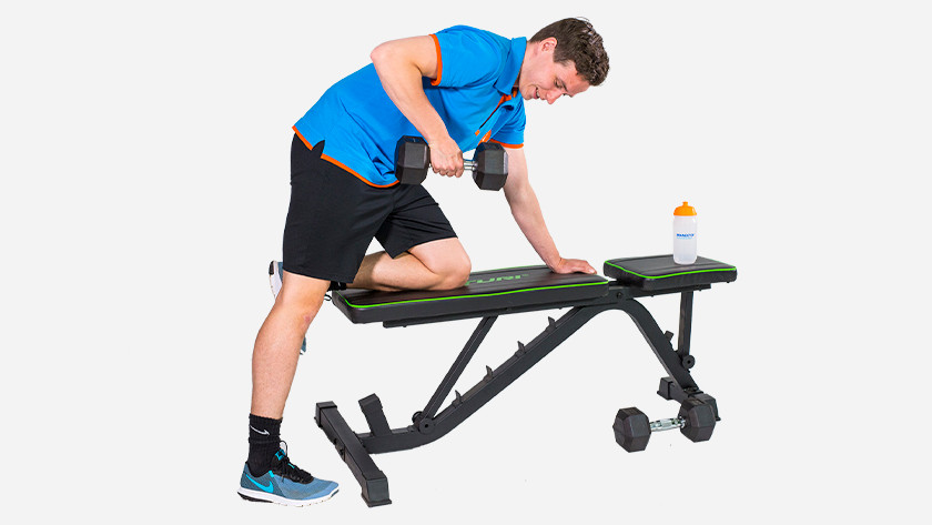 fitness bench training