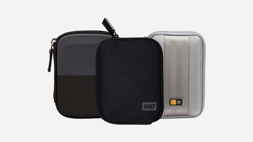 External hard drive cases accessories