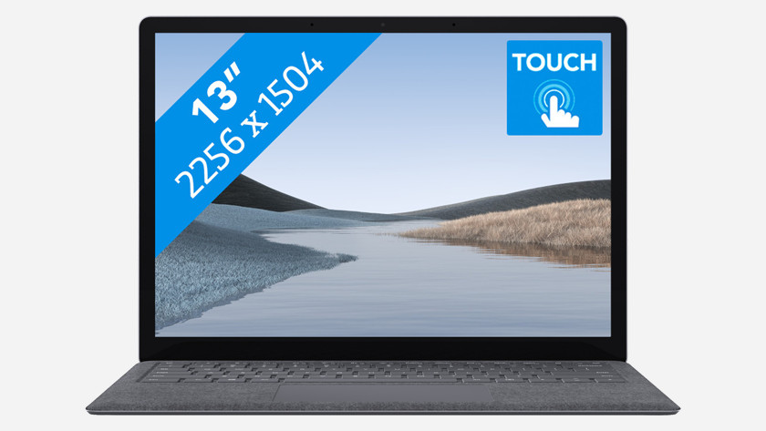 Microsoft Surface Laptop 3.