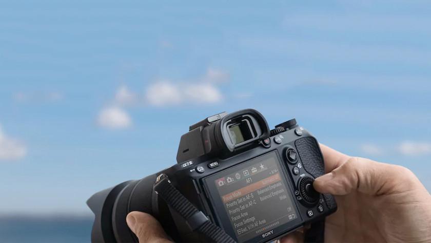 Scherpe beelden Sony Alpha A7 III