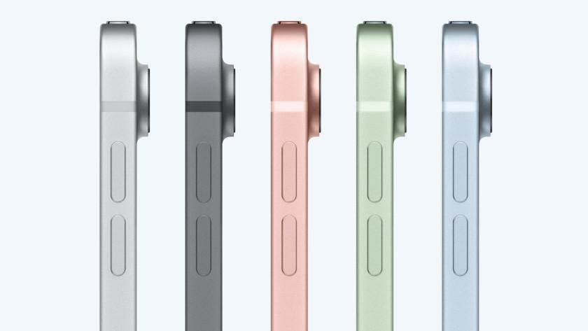 Uitvoeringen Apple iPad Air (2020)