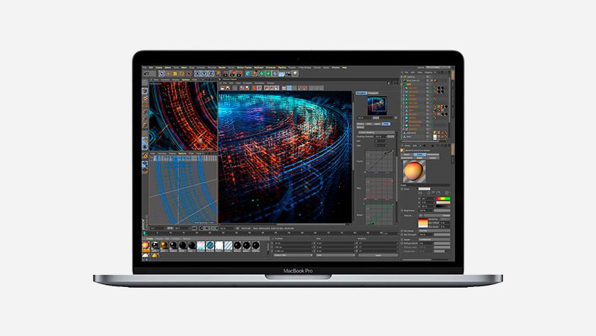 Apple MacBook Pro 15 inches processor