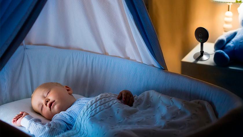 IP camera as a baby monitor