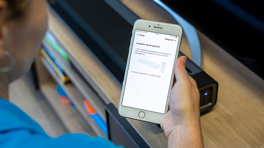 Sonos Playbar installation