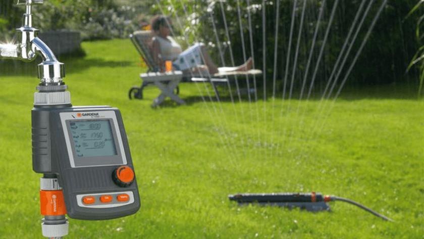 Watering computer