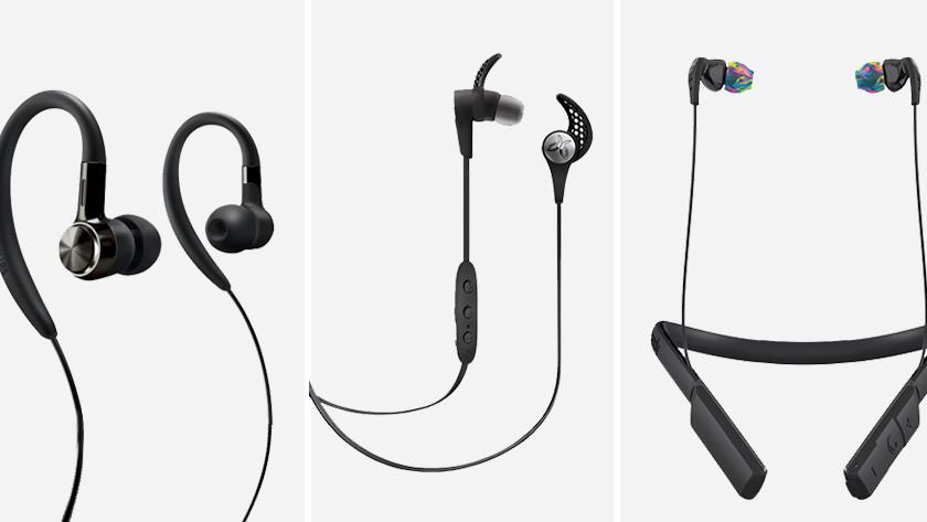 Ear hook, ear hook, and neckband