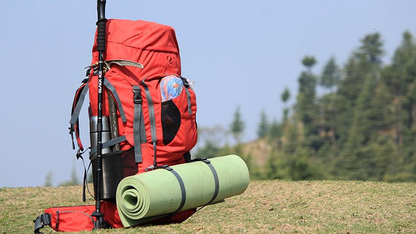 Trekking backpack voor hiken