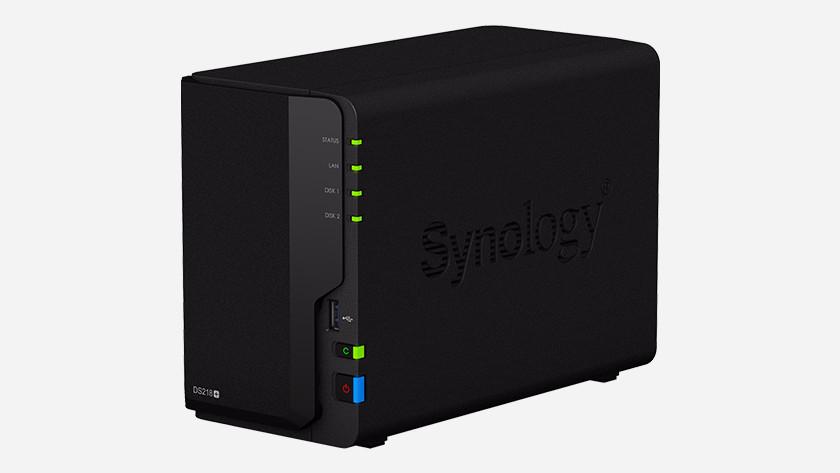 Synology DS218 + RAM vervangen of uitbreiden