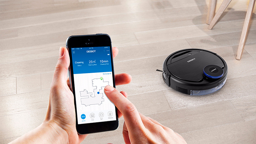 Smart robot vacuums and WiFi