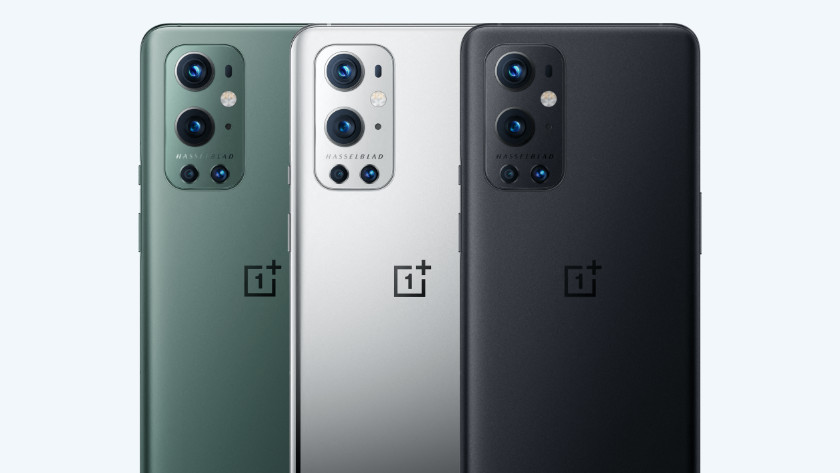 Difference OnePlus 9 and OnePlus 9 Pro battery