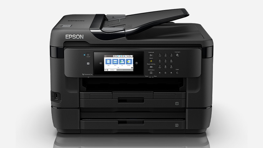 Epson WorkForce: better quality