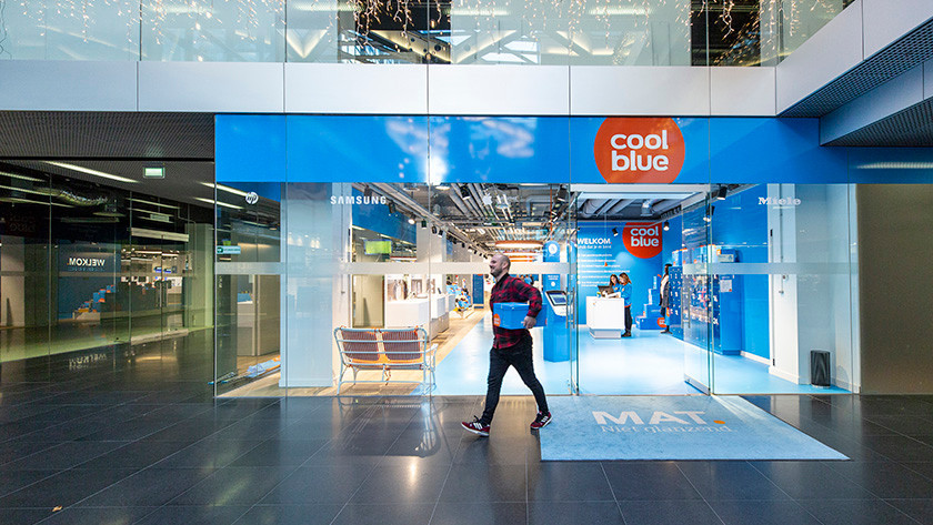 Coolblue store The Hague