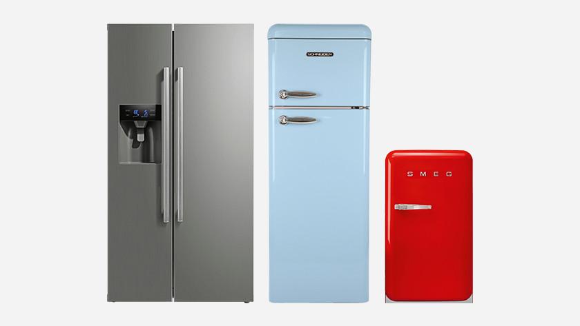 Retro Smeg Koelkast : Advies over vrijstaande koelkasten coolblue voor u