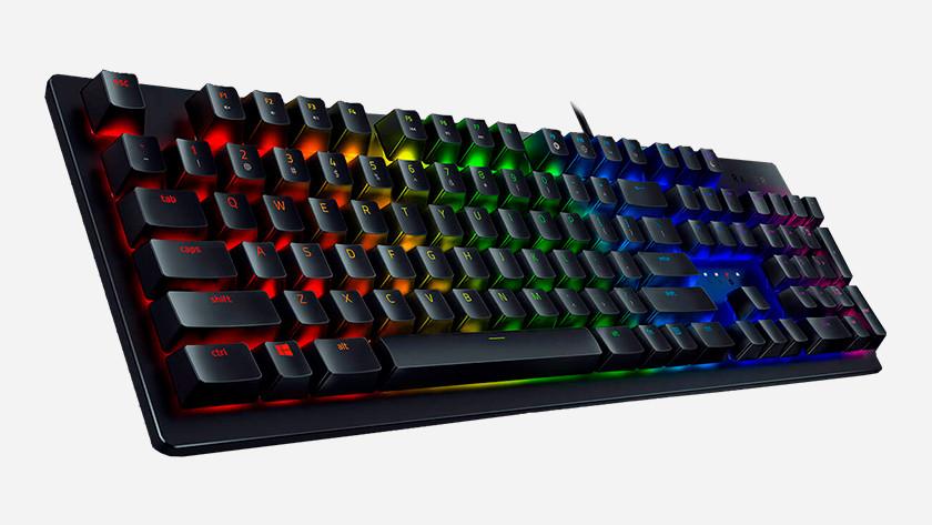 Gloeiende RGB verlichting