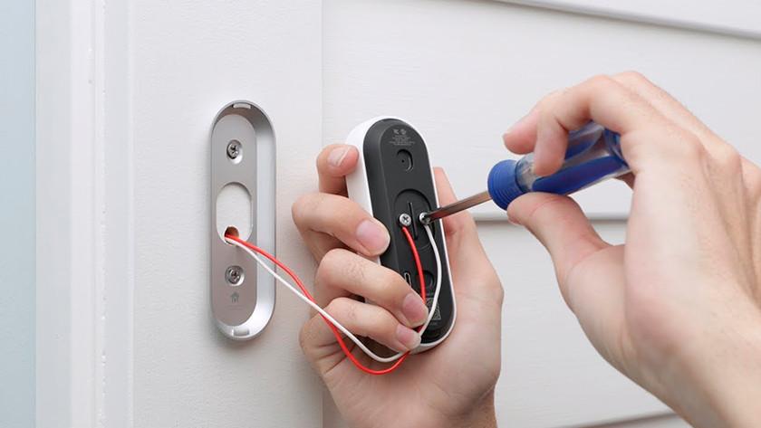 Connect doorbell