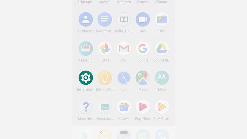 van iPhone naar Android
