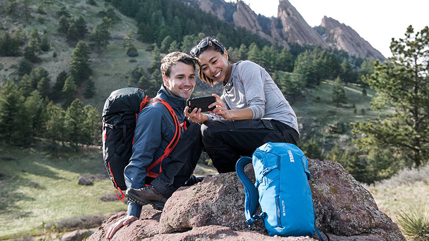 Backpacken en rondreizen