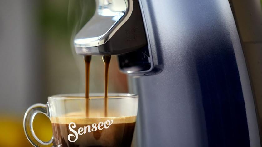 Advies over Senseo machines