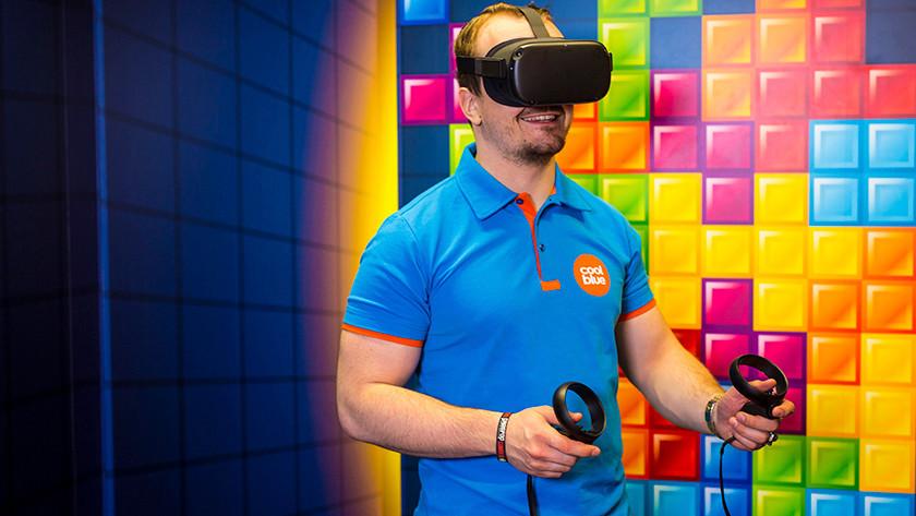 VR spelen met tips