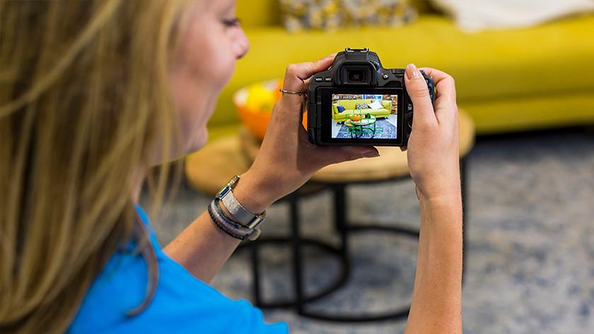 Beeldkwaliteit Canon EOS 200D