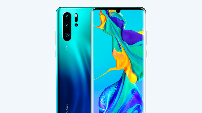 Huawei color exterior design