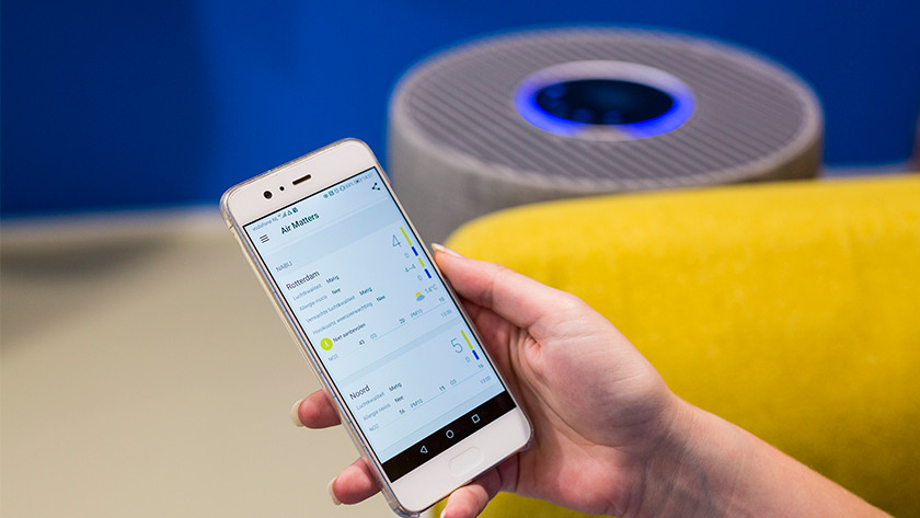 Air Matters App Philips