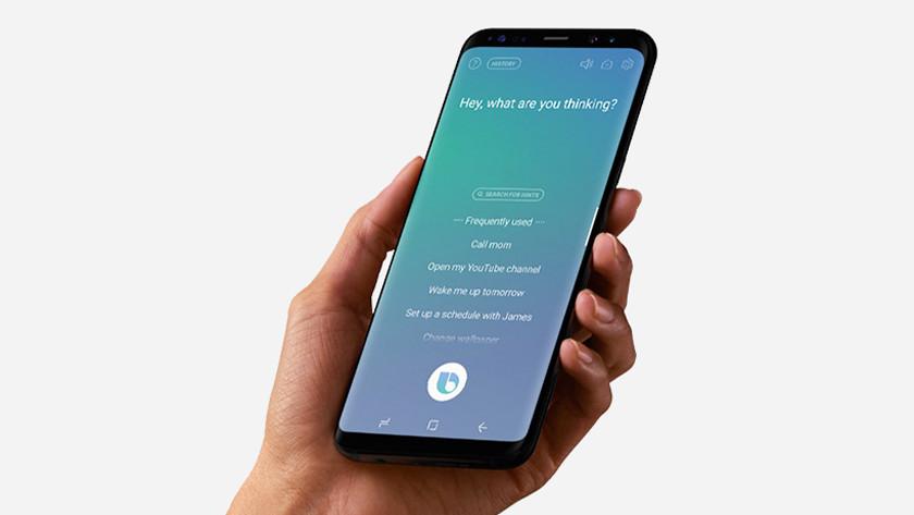 Bixby smartphones