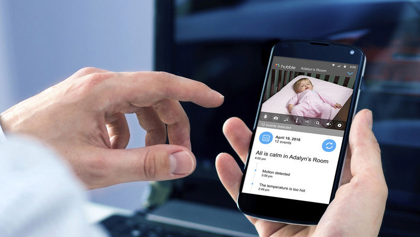 Geen bijkomende kosten smartphone babyfoon