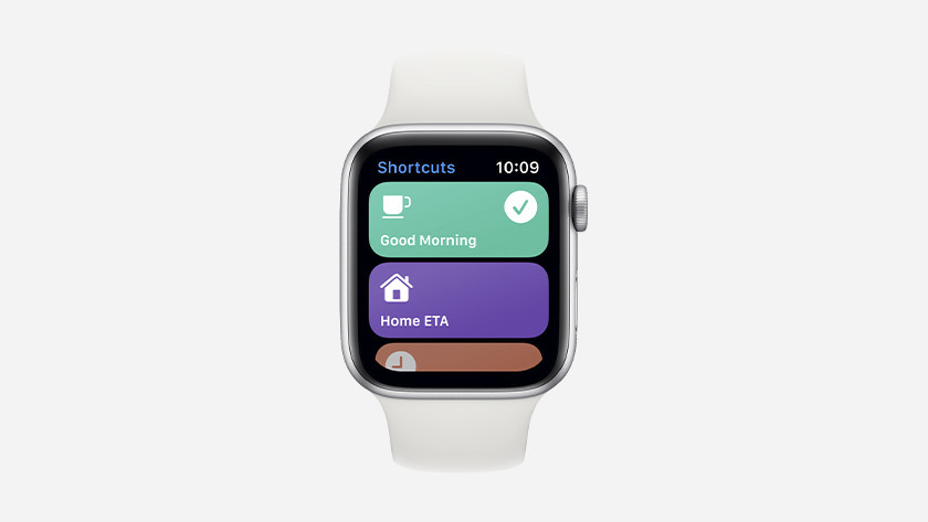 The Siri Shortcuts app will also be available on the Apple Watch with watchOS 7.