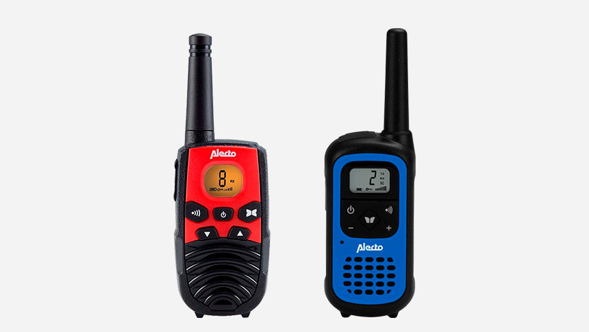Alecto two-way radio