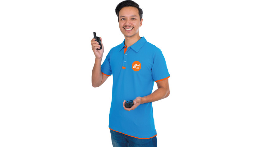 Product Expert walkie talkies