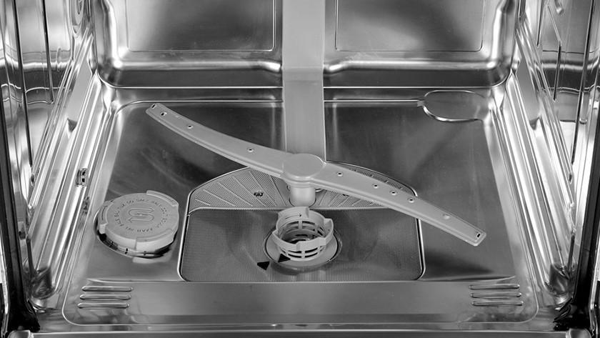 Tub of a dishwasher