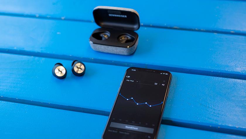 App: Sennheiser Momentum True Wireless