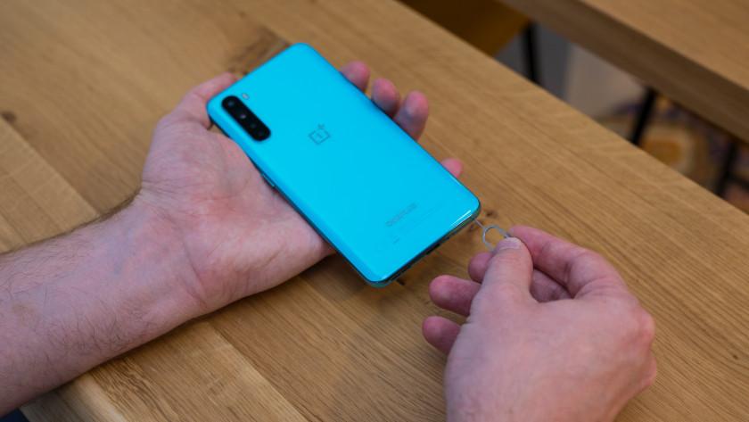 Overstappen OnePlus Switch