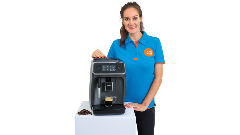 Product Expert fully automatic espresso machines