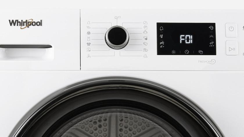 Whirlpool F01, F02, F03