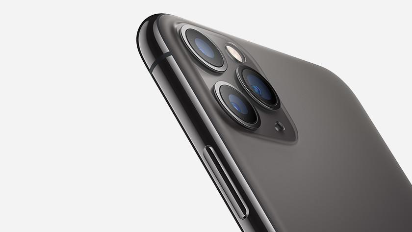 Ontwerp iPhone 11 Pro (Max)
