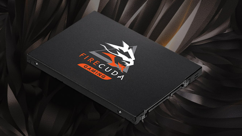 Bewaar meer spellen op de 2,5 inch FireCuda