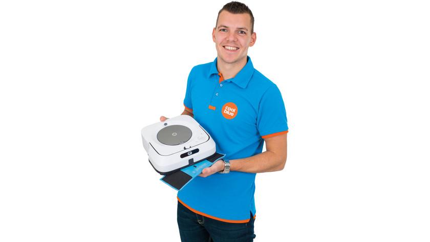 Productspecialist Dweilrobots