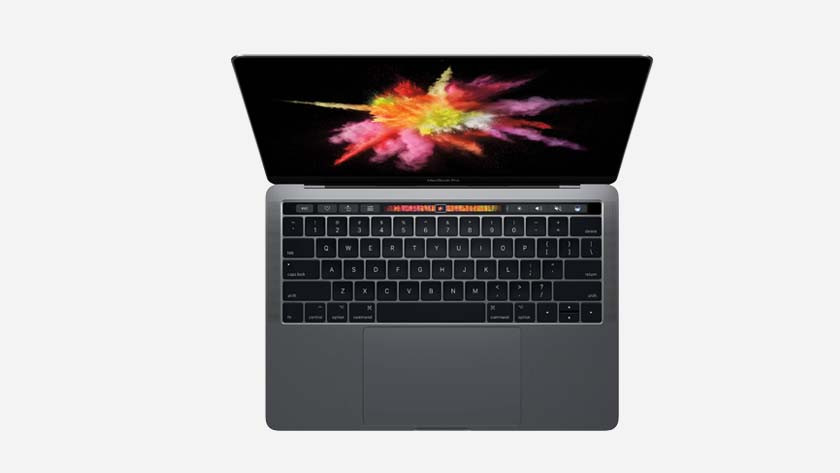 MacBook tekstverwerken