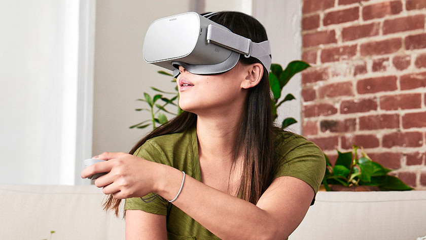 Controller use VR