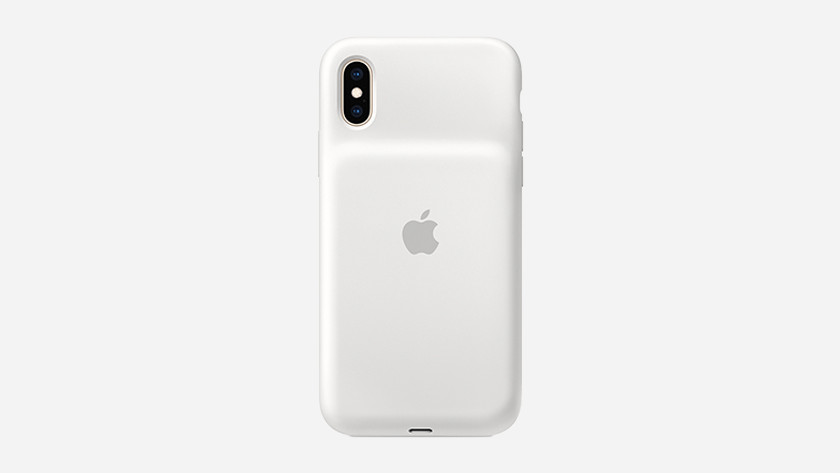 Integrated battery Smart Battery Case