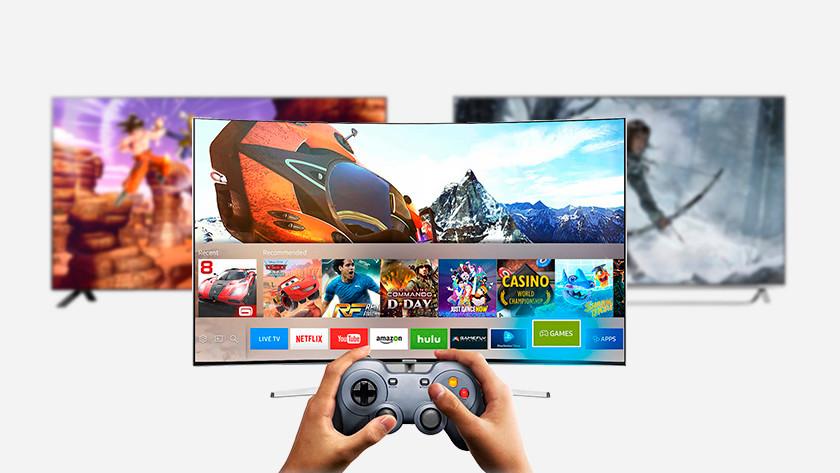 Hulp bij je keuze van een gaming tv