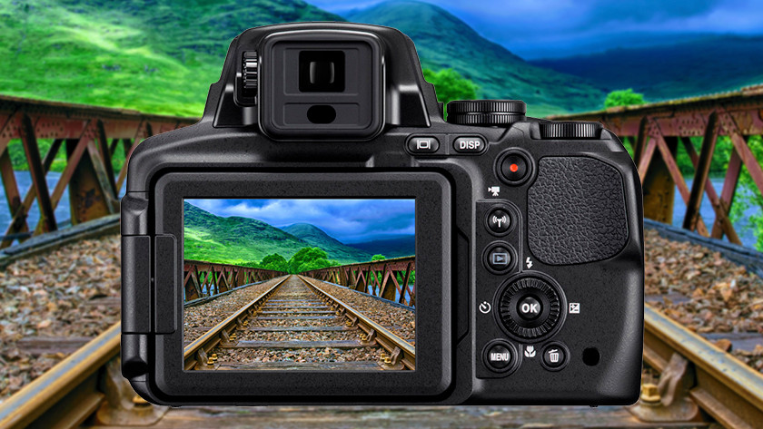 Beeldkwaliteit Nikon Coolpix P900