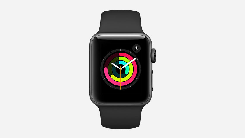 Apple Watch 3 gebruikssituatie