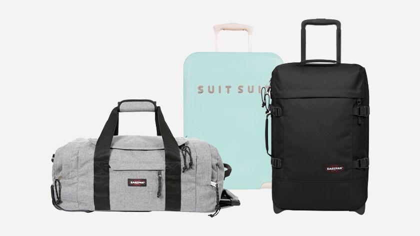 Reistassen en handbagage koffers