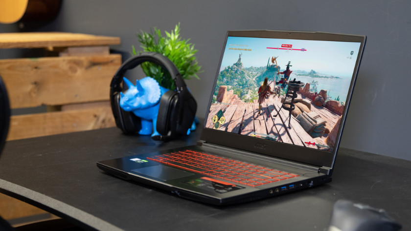 Fortnite op gaming laptop