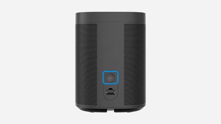 Join knop op Sonos