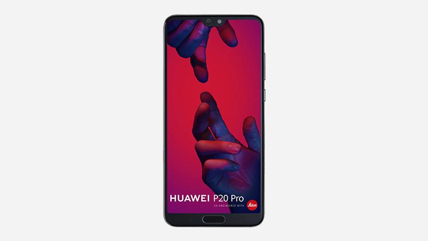 Scherm Huawei P20 Pro